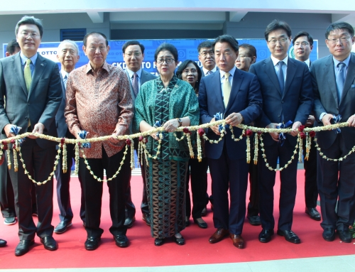 CKD OTTO Factory Grand Opening Ceremony in Bekasi