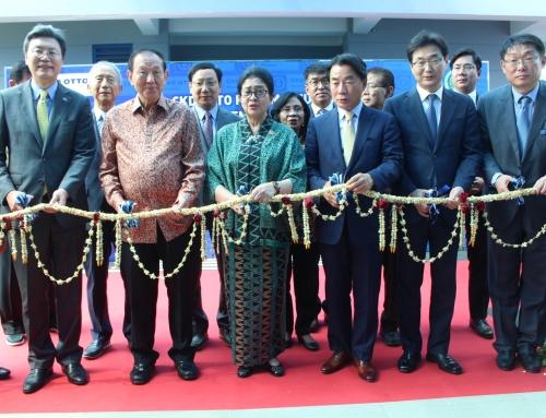 Grand Opening Pabrik CKD OTTO Bekasi